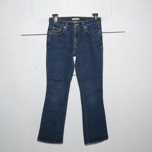 Levi's 515 boot womens jeans size 6 m 9552